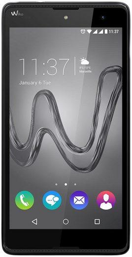 WIKO Robby Smartphone (13,97 cm/5,5 Zoll, 16 GB Speicherplatz, 8 MP Kamera)