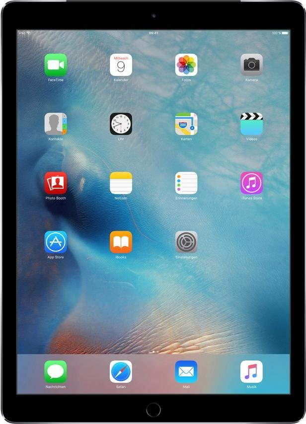 "Apple iPad Pro 12,9"" 256 GB in Space Grau"
