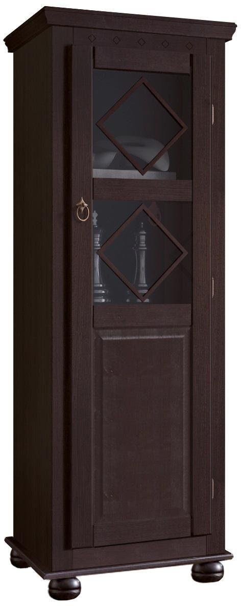 Vitrine halbhoch, Home affaire, Höhe 148 cm