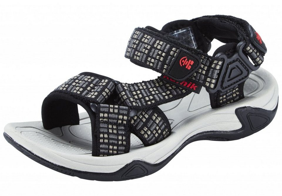 Kamik Sandalen »Lowtide Shoes Kids« in grau