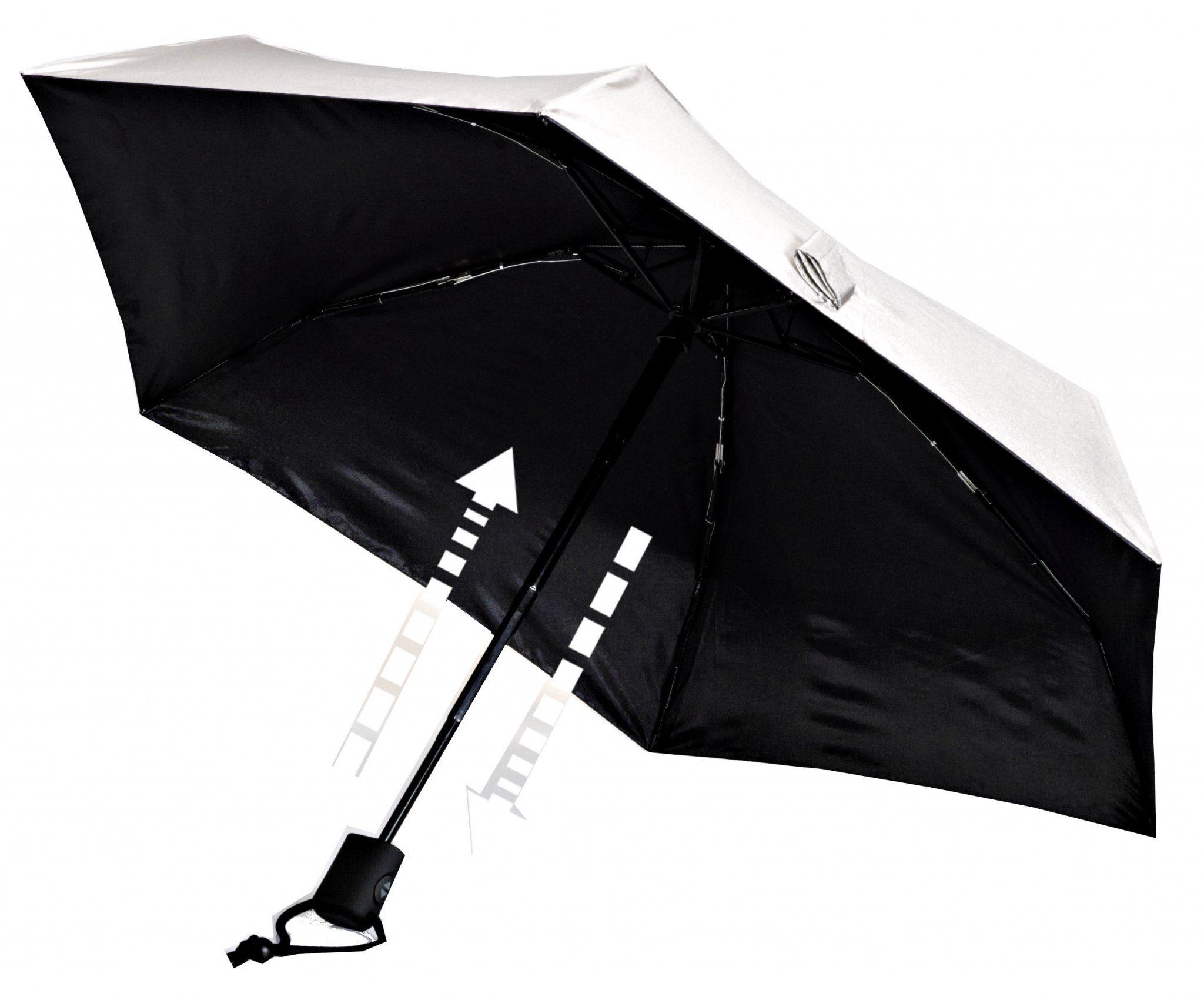 EuroSchirm Regenschirm »Dainty Automatic Regenschirm UV Protection«