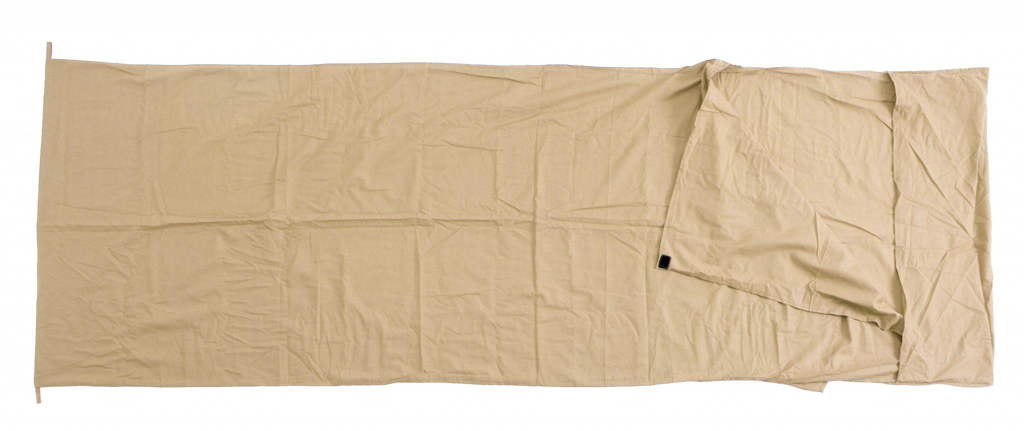 Basic Nature Schlafsack »Jugendherbergsschlafsack«