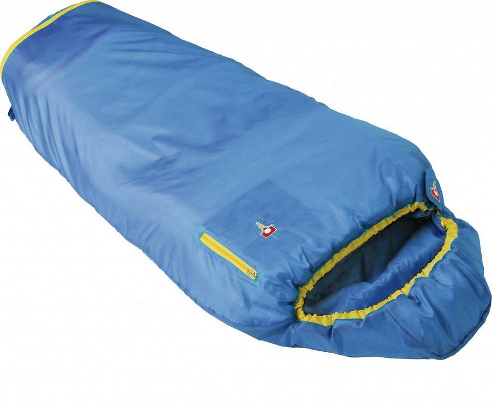 Grüezi-Bag Schlafsack »Colorful Schlafsack Kids« in blau
