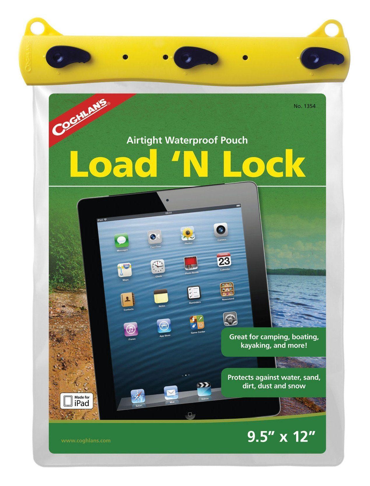 Coghlans Wertsachenaufbewahrung »Load 'n Lock Dry Pouch L«