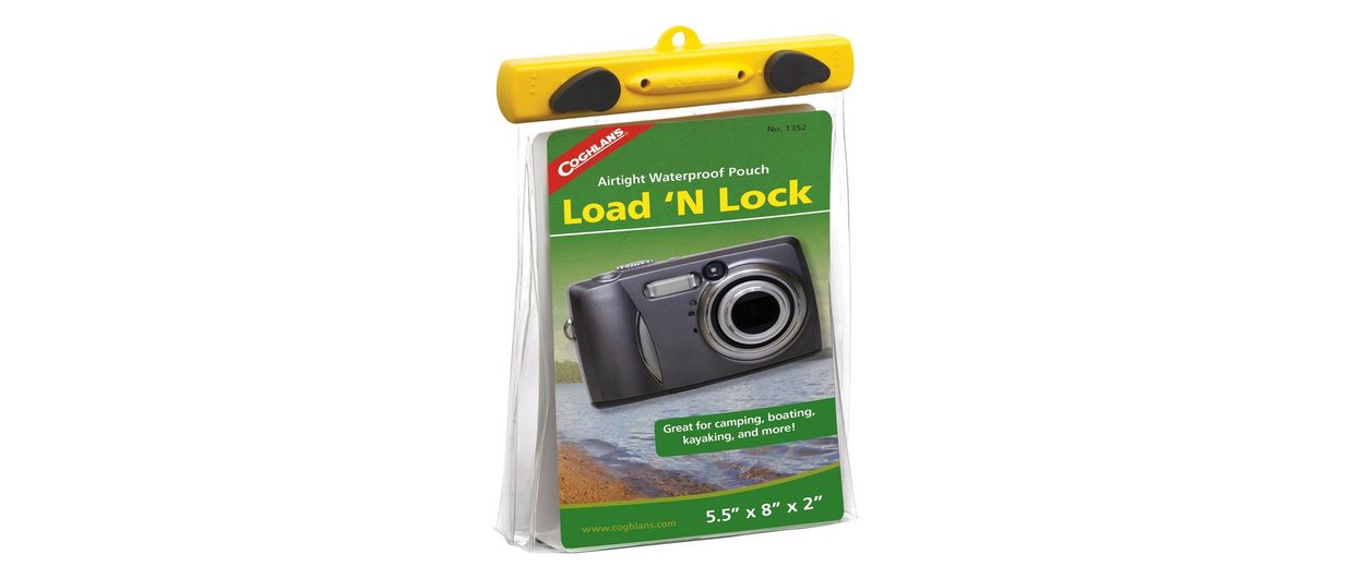 Coghlans Wertsachenaufbewahrung »Load 'n Lock Dry Pouch M«
