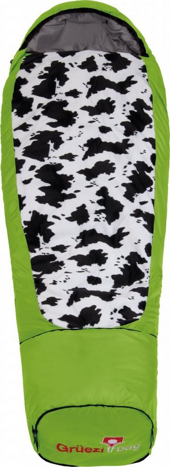 Grüezi-Bag Schlafsack »Cow Schlafsack Kids« in bunt