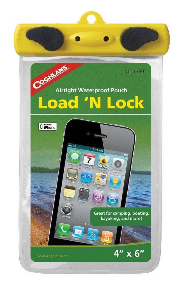 Coghlans Wertsachenaufbewahrung »Load 'n Lock Dry Pouch S« in transparent