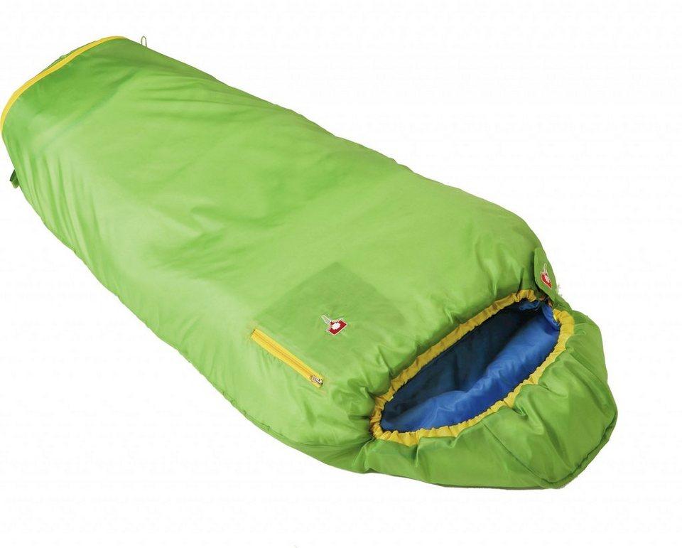 Grüezi-Bag Schlafsack »Colorful Schlafsack Kids« in grün
