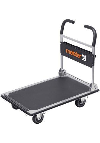 MEISTER Rankinis krovinių vežimėlis »cut off«