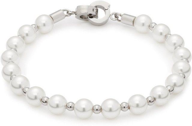 LEONARDO Armband »015860, Signora Darlin's«, mit Süßwasserzuchtperlen | Schmuck > Armbänder | Leonardo
