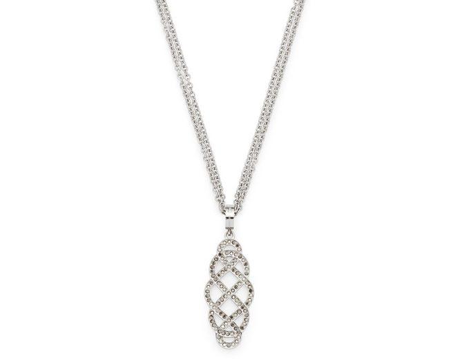 Jewels by Leonardo Kette mit Charm-Einhänger mit Hämatit, »gordiano, 015869«