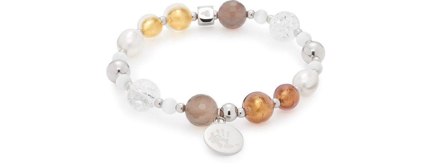 Jewels by Leonardo Armband mit Glassteinen, »darlin's hope v, 015874«