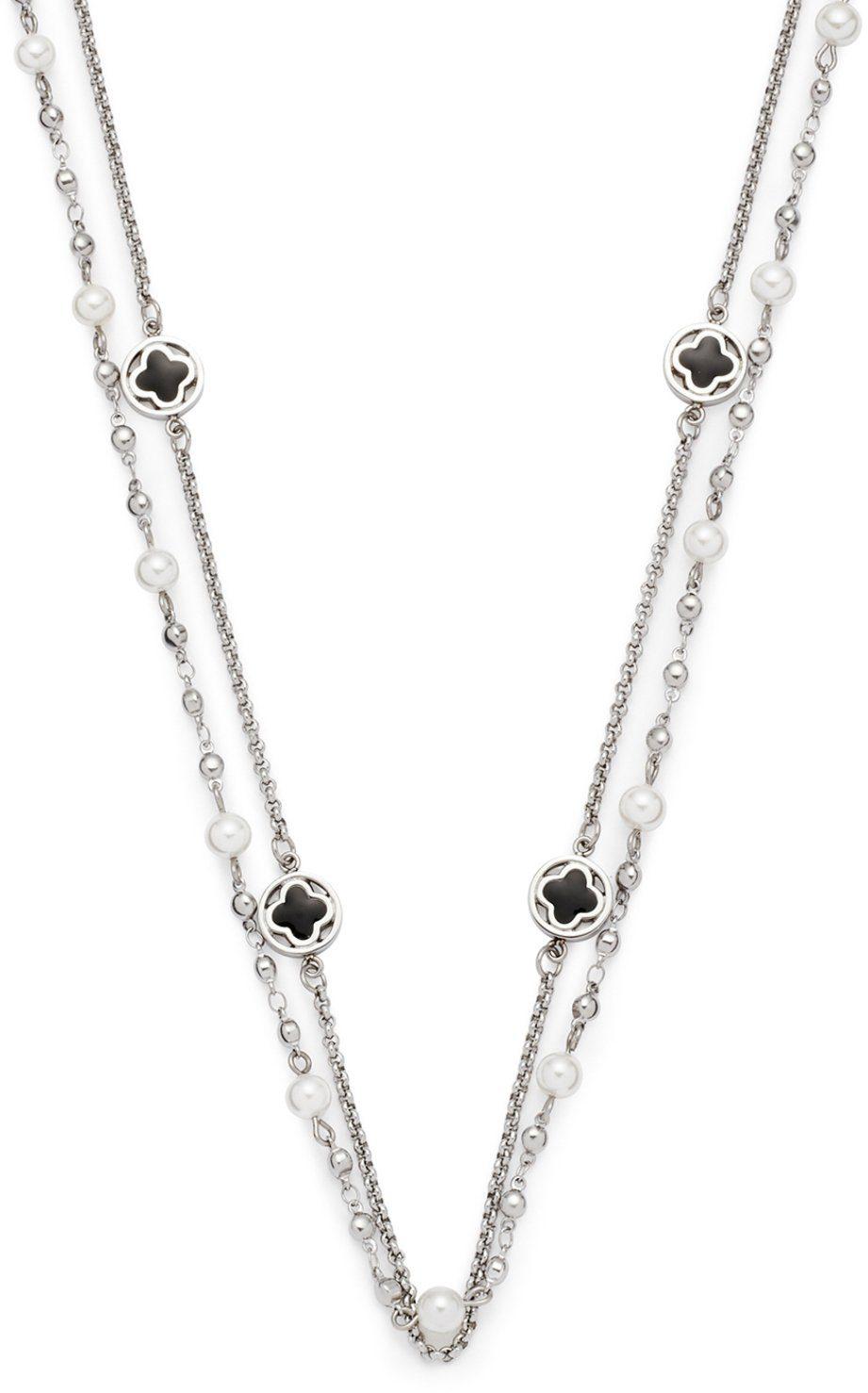 Jewels by Leonardo Kette mit Muschelperlen, »opulento, 015825«