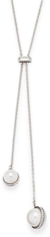 Jewels by Leonardo Kette mit Muschelperlen, »vero, 015819« in silberfarben-perlmuttfarben