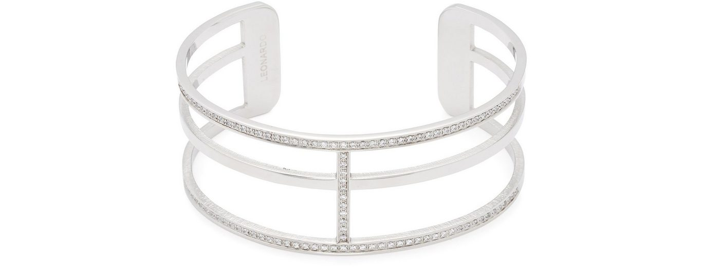 Jewels by Leonardo Armreif mit Kristallsteinen, »minimo, 015863«