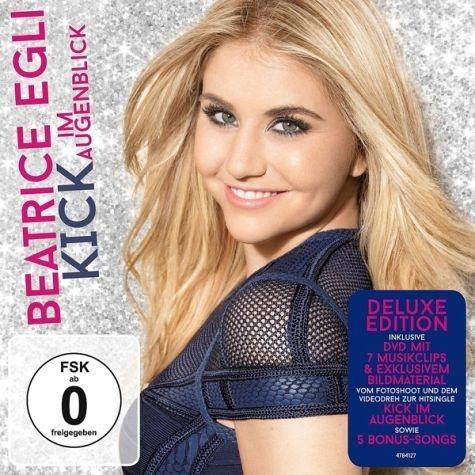 Audio CD »Beatrice Egli: Kick im Augenblick, 1 CD + 1...«