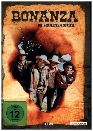 DVD »Bonanza - Die komplette 6.Staffel«
