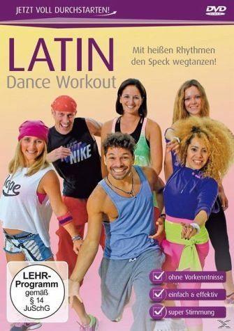 DVD »Latin Dance Workout«