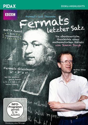 DVD »Fermats letzter Satz«