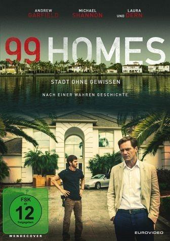 DVD »99 Homes - Stadt ohne Gewissen«