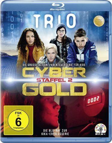 Blu-ray »TRIO - Cybergold«