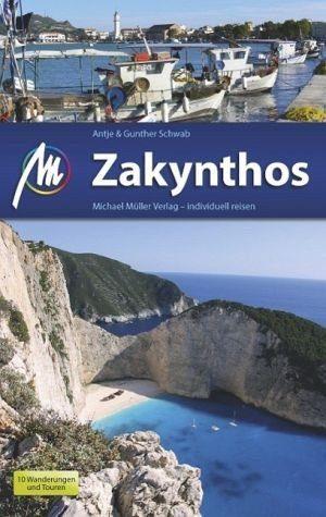 Broschiertes Buch »Zakynthos«