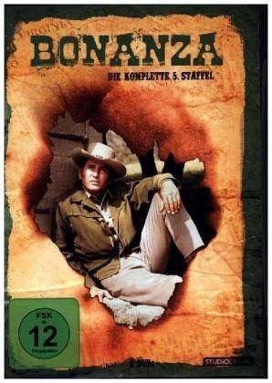 DVD »Bonanza - 5. Staffel«