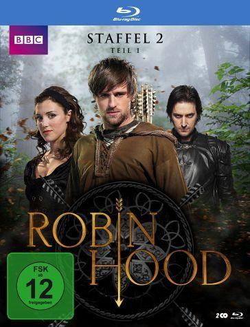 Blu-ray »Robin Hood - Staffel 2, Teil 1 (2 Discs)«