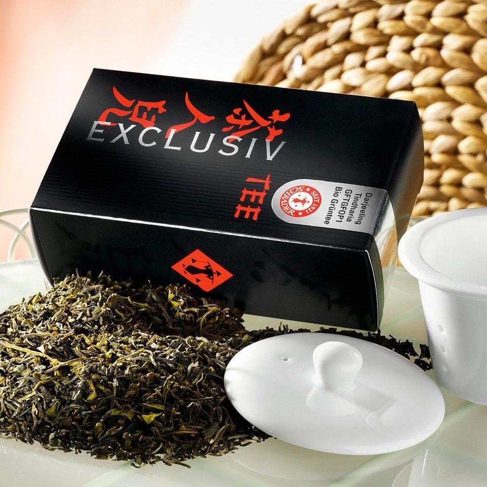Schrader Grüner Tee Darjeeling Tindharia GFTGFOP1 Bio