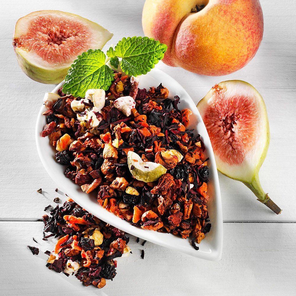 Schrader Früchtetee Pfirsich-Feige natürlich