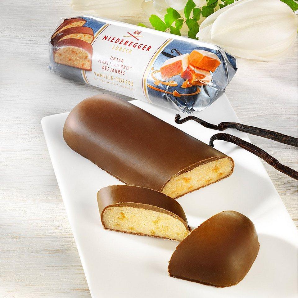 Niederegger Niederegger Marzipanbrot des Jahres Vanille-Toffee