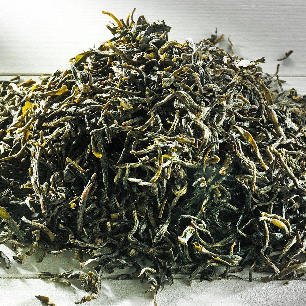 Schrader Grüntee Songxi Snow Buds Bio