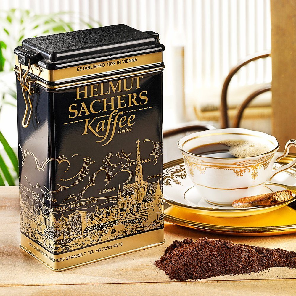 Sachers Helmut Sachers Kaffee DeLuxe