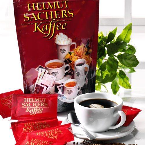Sachers Helmut Sachers Kaffee Instant Portionsbeutel entkoffeiniert (Set, 25tlg.)