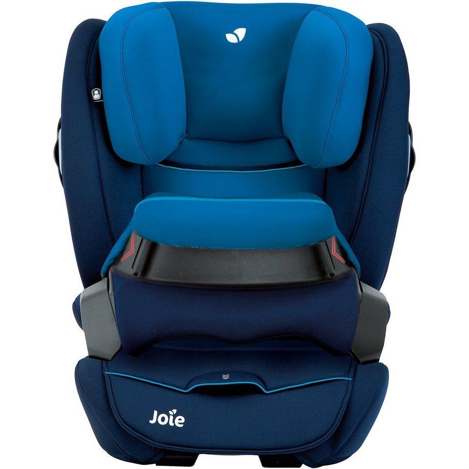 Joie Auto-Kindersitz Transcend, Caribbean in blau-kombi