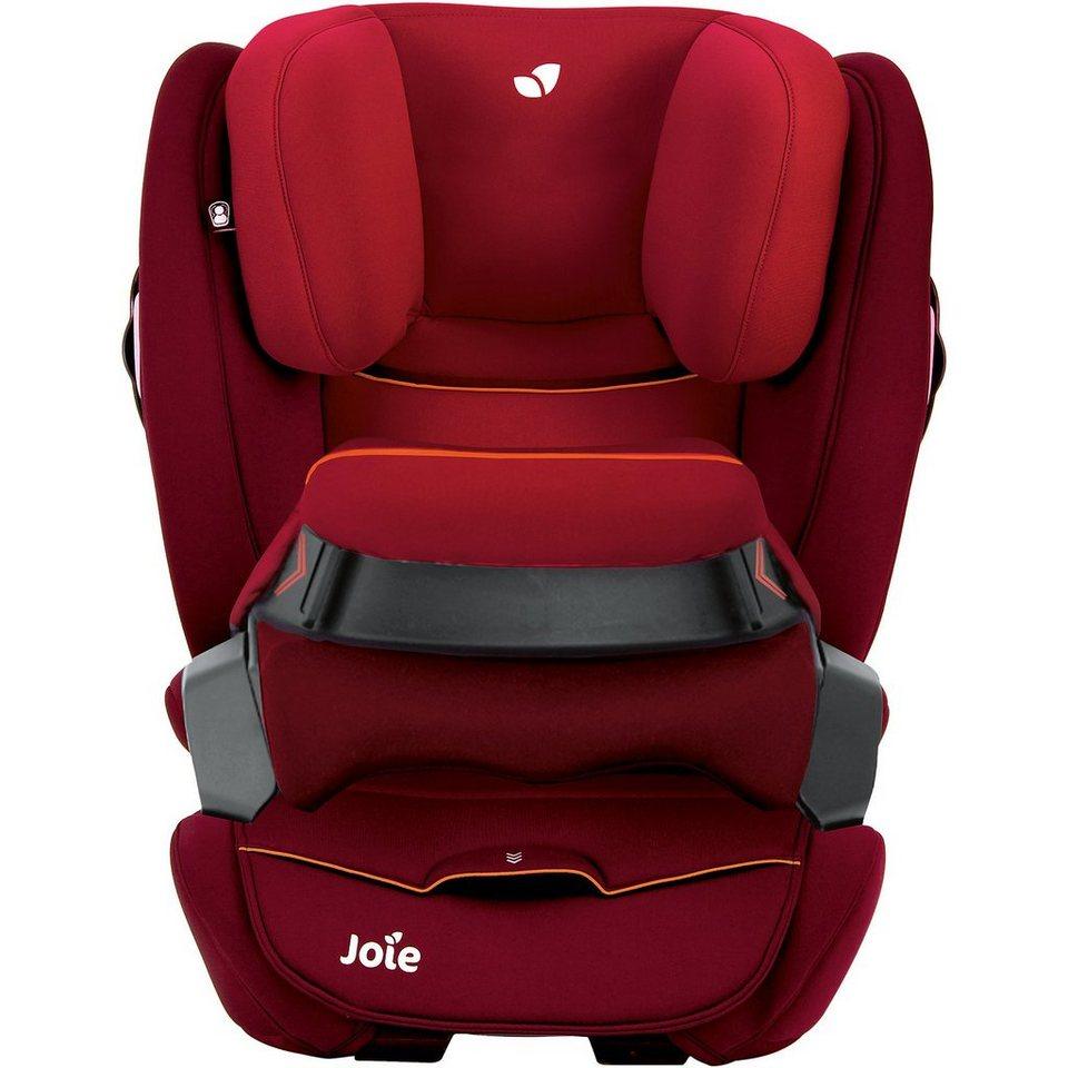 Joie Auto-Kindersitz Transcend, Salsa in rot