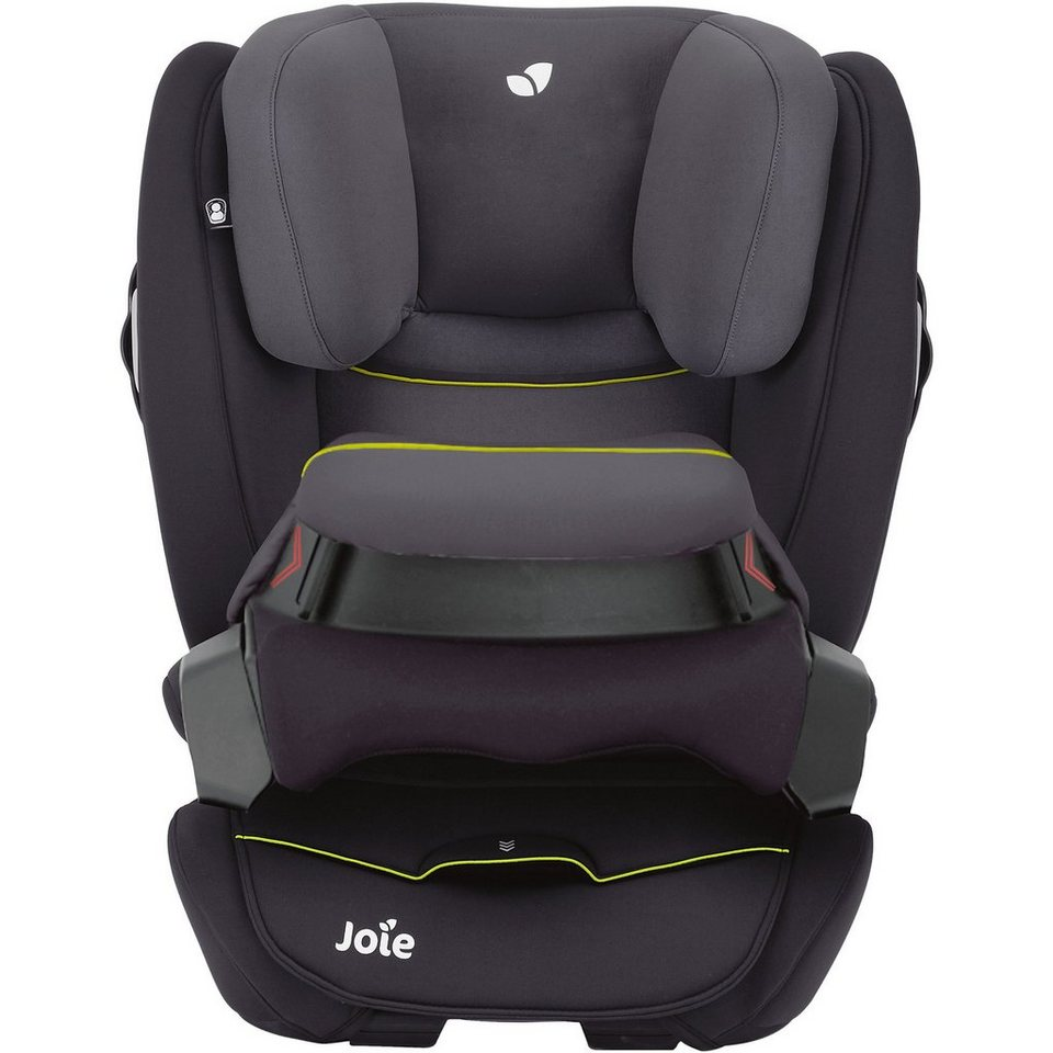 Joie Auto-Kindersitz Transcend, Urban in anthrazit-grau