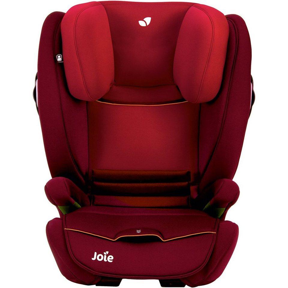 Joie Auto-Kindersitz Duallo, Salsa in rot