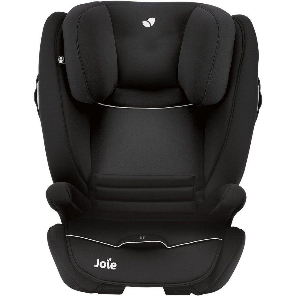 Joie Auto-Kindersitz Duallo, Tuxedo in schwarz