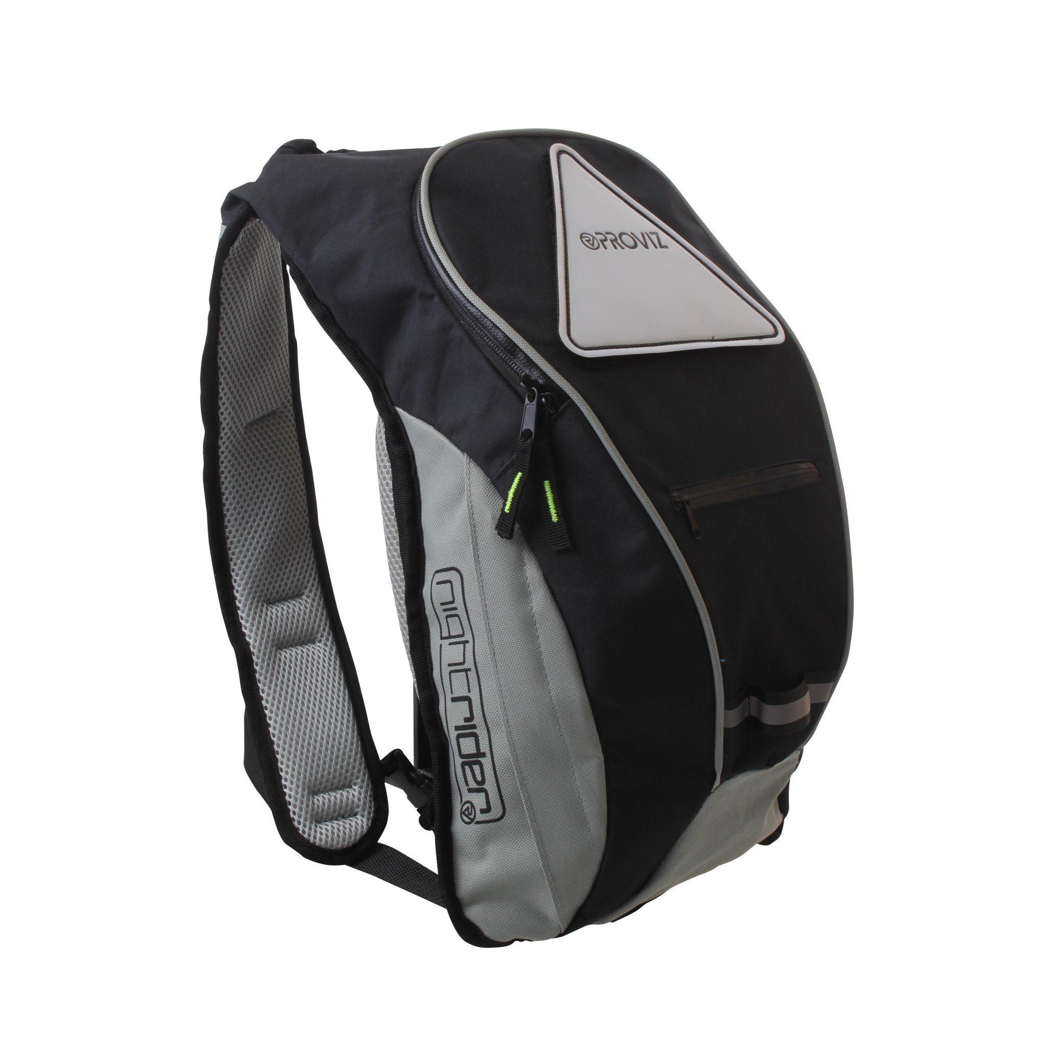 ProViz Sport- und Freizeittasche »Nightrider Rucksack 10 L«