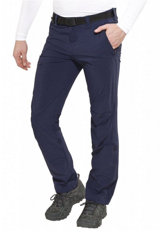 Maier Sports Outdoorhose »Nil Hose roll up Herren« in blau