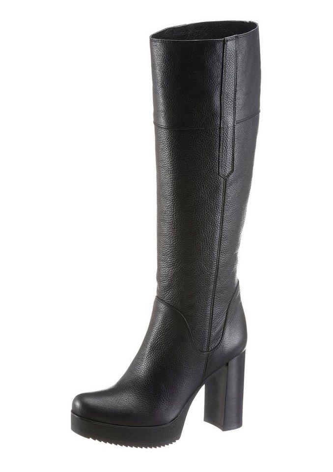 Unisa Stiefel in schwarz
