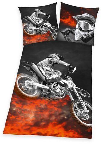 Постель »Motorcross«