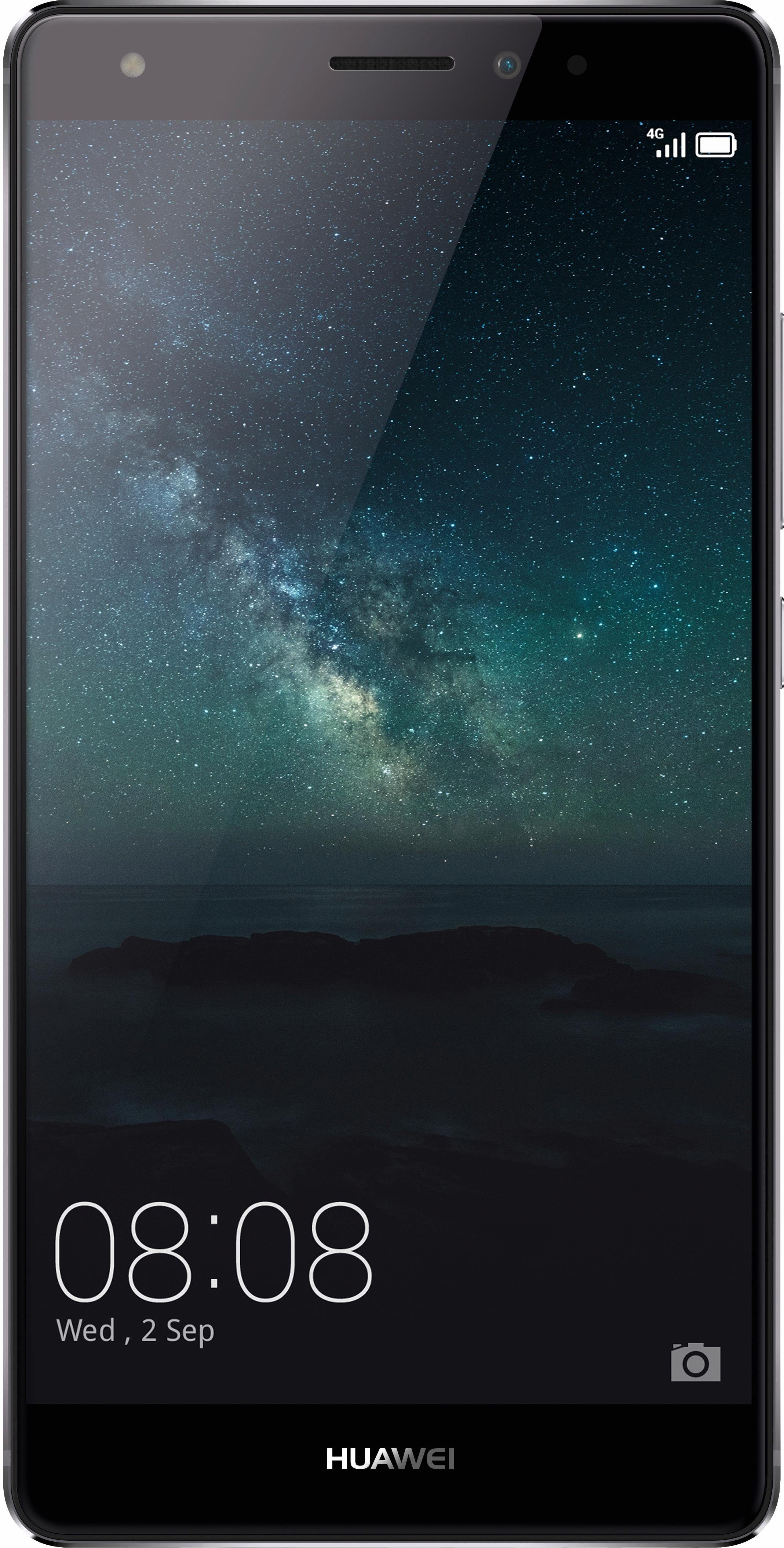 Huawei Mate S Smartphone, 13,9 cm (5,5 Zoll) Display, LTE (4G), Android™ 5.1.1 (mit EMUI 3.1)