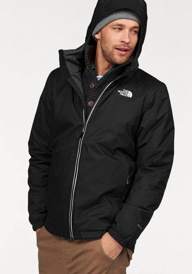 the north face winterjacke quest insulated absolut wasser winddicht online kaufen otto. Black Bedroom Furniture Sets. Home Design Ideas