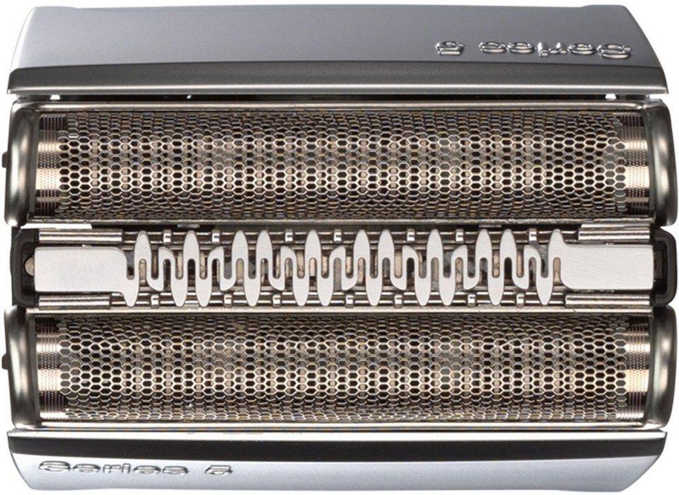 Braun Ersatzscherteil Series 5 52 S Silber