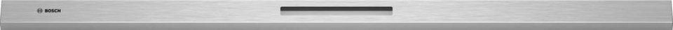 Bosch Griffleiste für variables Bedienmodul DSZ4975, edelstahl in edelstahl
