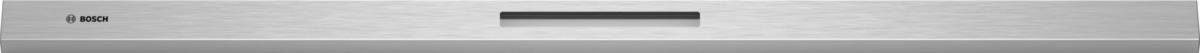 Bosch Griffleiste für variables Bedienmodul DSZ4975, edelstahl