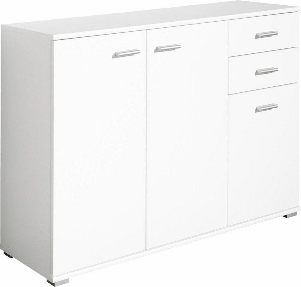 Kommode »Koxx«, Breite 107 cm in weiß