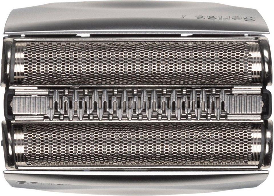 Braun Ersatzscherteil Series 7 70S Silber